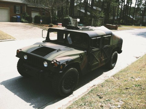 1987 AM General M1026 for sale