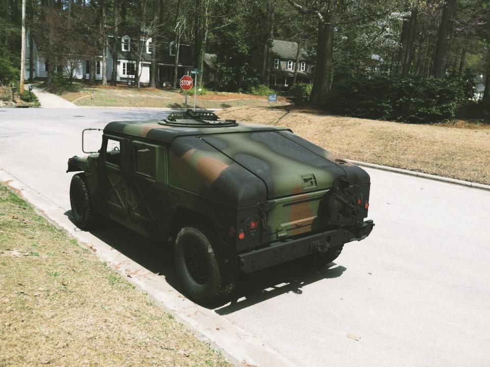 1987 AM General M1026