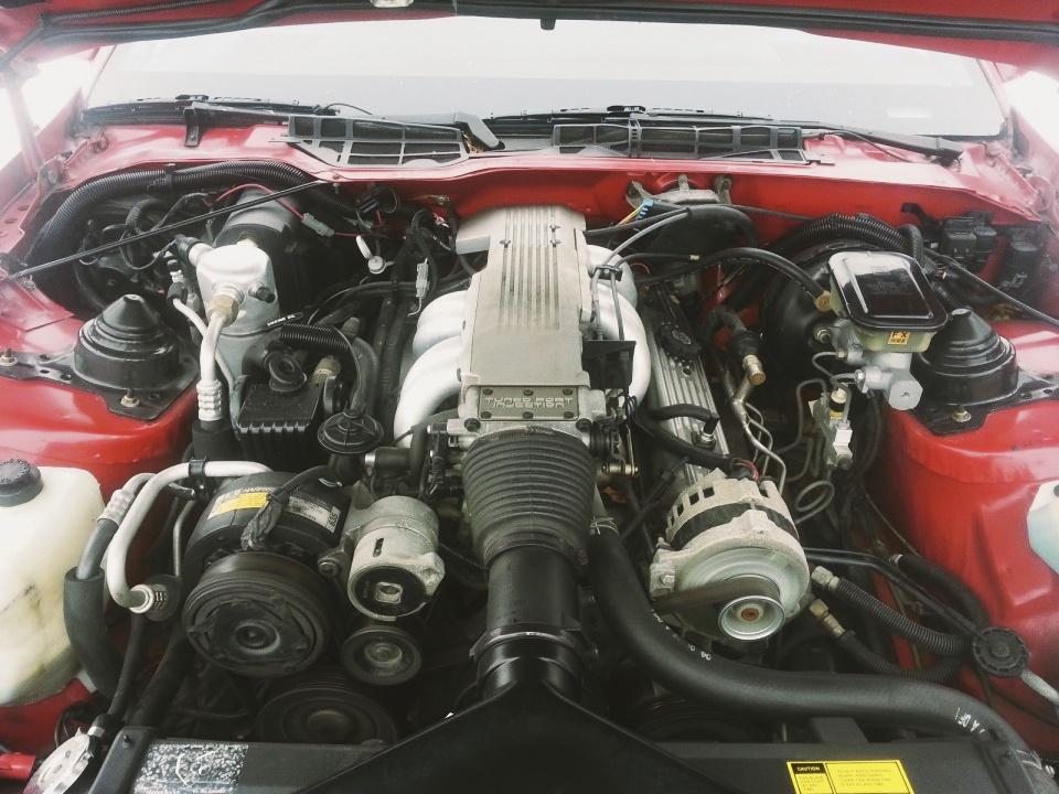 1988 Chevrolet Camaro IROC-Z Convertible