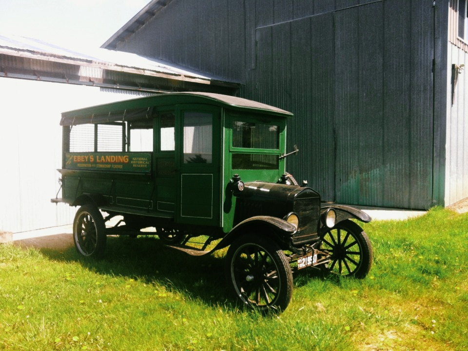 1922 Ford Model T Delivery Truck For Sale
