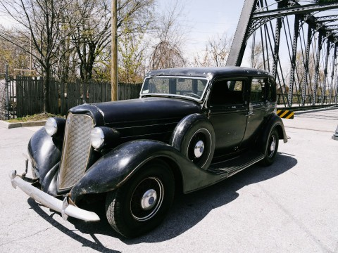 1935 Lincoln K for sale