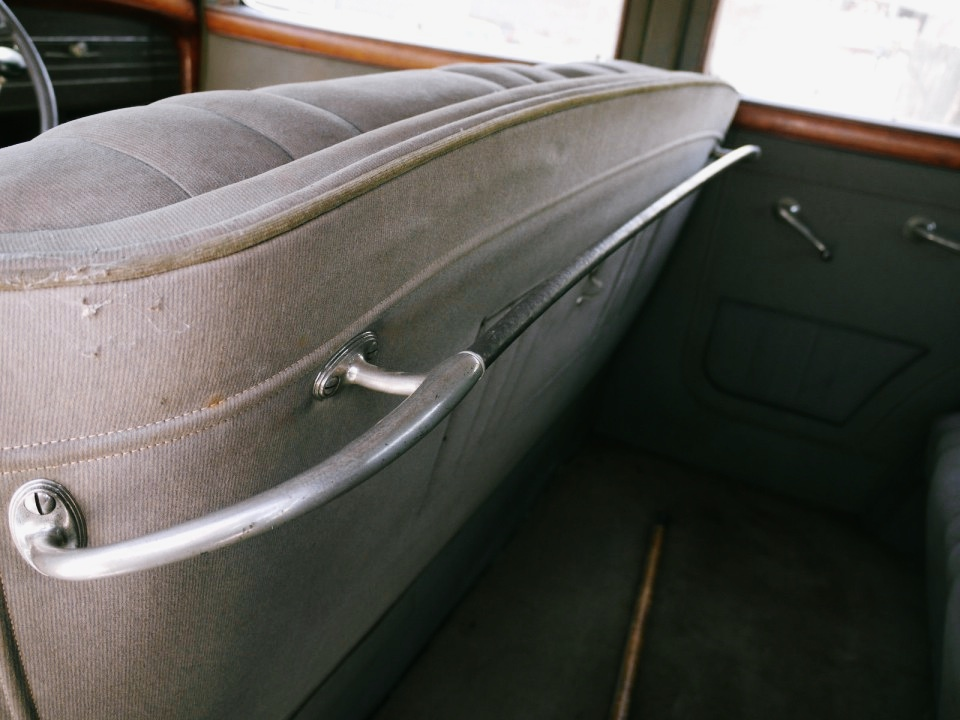 1935 Lincoln K