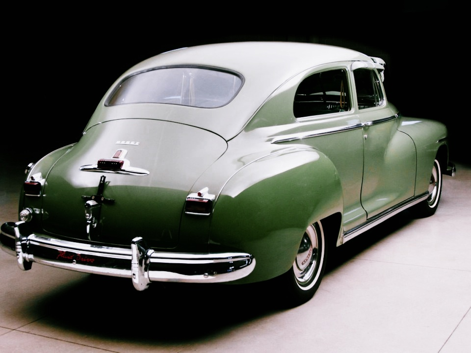 Dodge Ramcharger 2017 >> 1948 Dodge DeLuxe 2-Door Sedan for sale