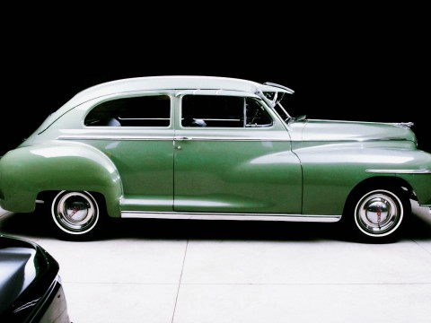 1948 Dodge DeLuxe 2-Door Sedan for sale