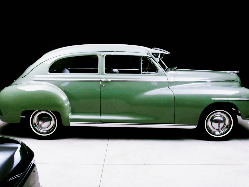 1948 Dodge Deluxe 2 Door Sedan For Sale