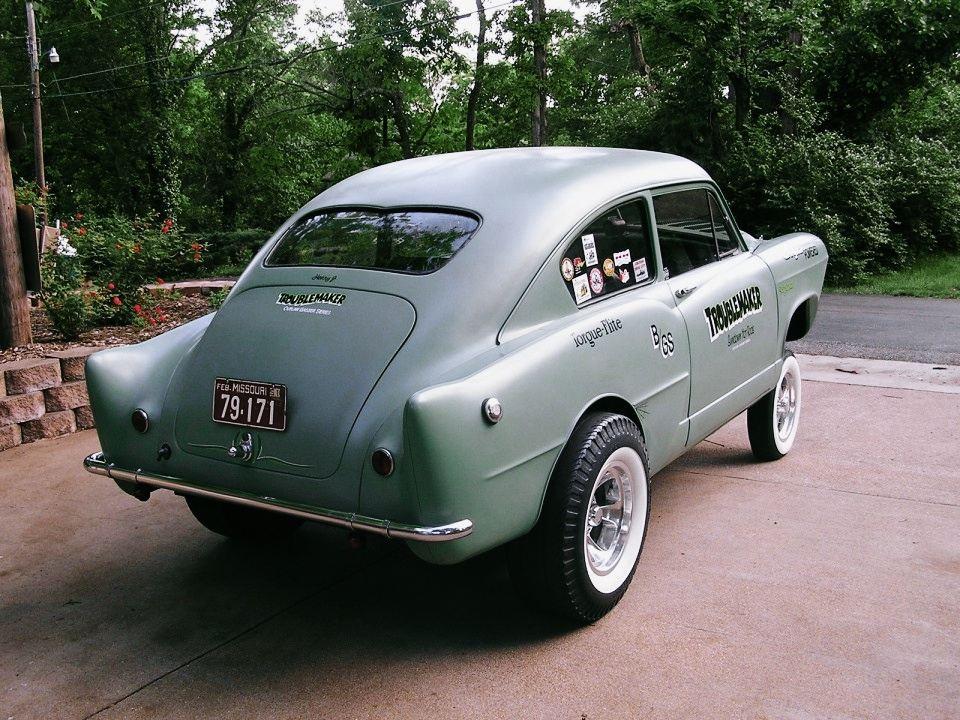 Gmc Motorhome For Sale >> 1951 Kaiser Henry J for sale