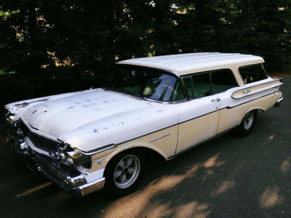 Mercury Commuter Station Wagon For Sale