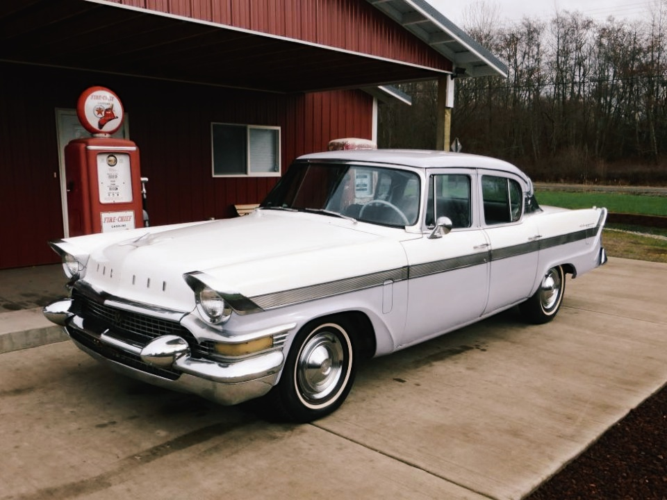 1957 Packard Clipper Town Sedan