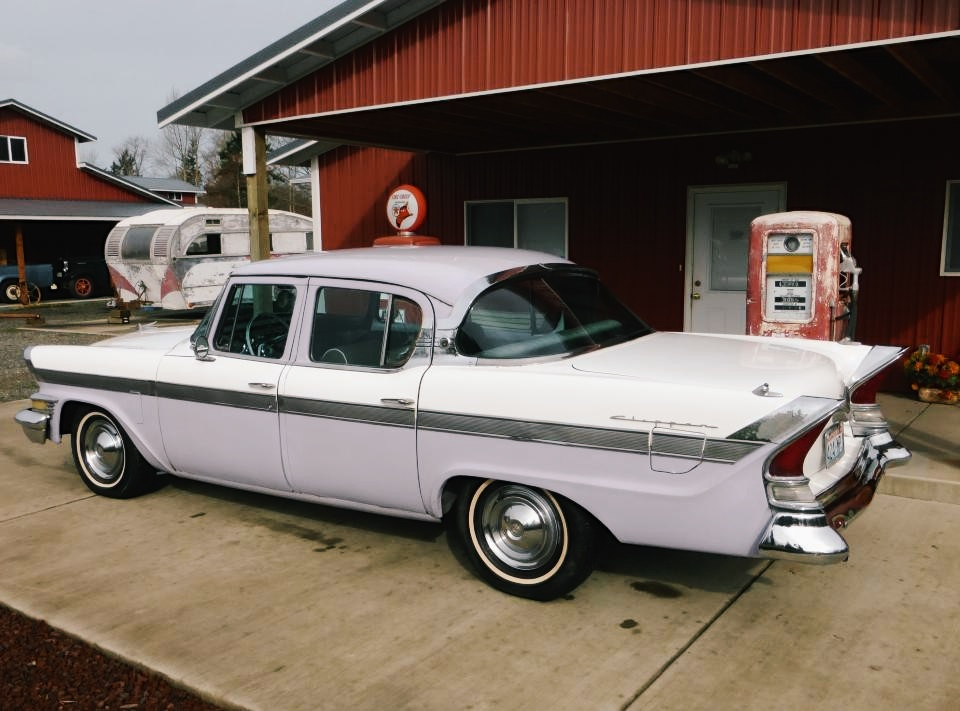 1957 Packard Clipper Town Sedan
