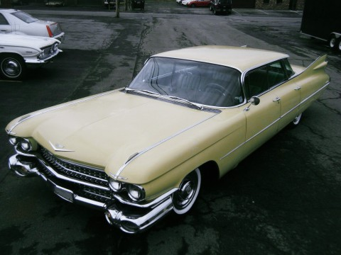 1959 Cadillac Sedan DeVille for sale