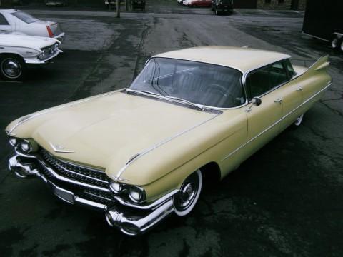 1959 Cadillac Eldorado Seville For Sale