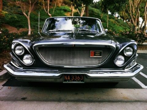 1962 Chrysler Newport for sale