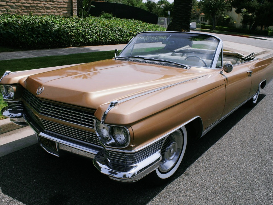 1964 Cadillac Eldorado Biarritz Convertible for sale