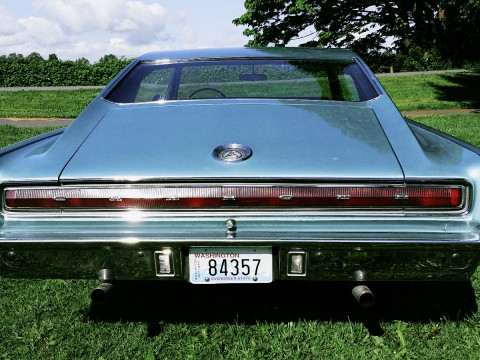 1966 Dodge Charger for sale