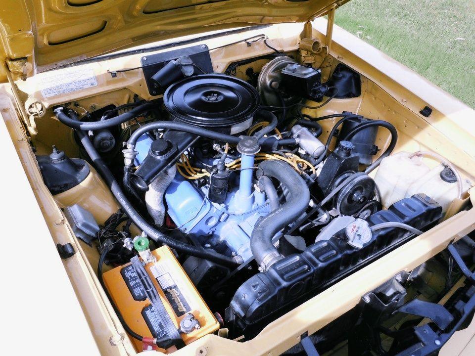1977 AMC AMX Hornet