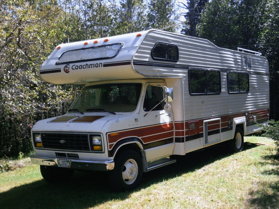 Ford Coachman Rv Motorhome For Sale