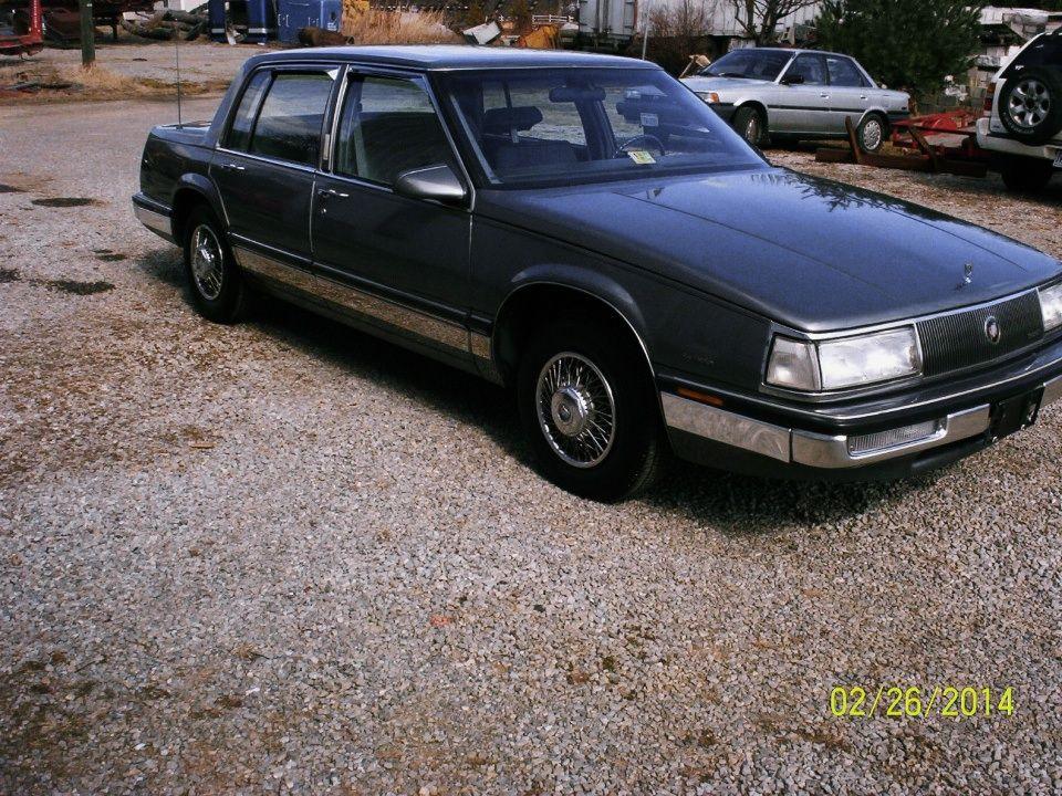 1987 Buick Park Avenue