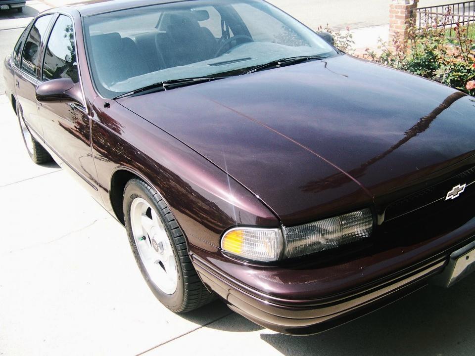 1995 chevrolet impala ss for sale. Black Bedroom Furniture Sets. Home Design Ideas