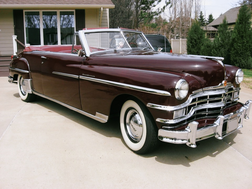 1950 Chrysler Convertible For Sale submited images.