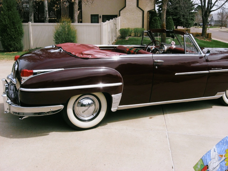 1949 Chrysler New Yorker Convertible For Sale
