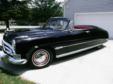 1951 Hudson Hornet Convertible for sale