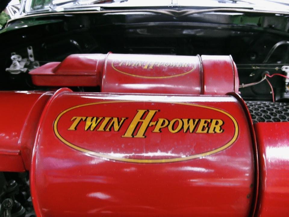 1951 Hudson Hornet Convertible