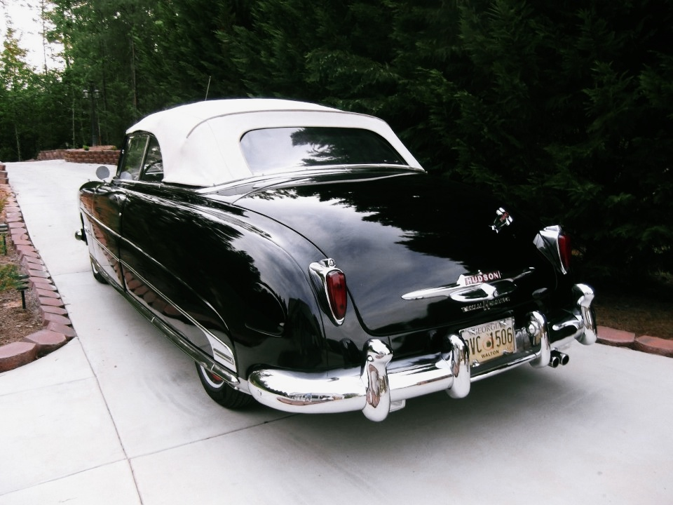 1951 Hudson Hornet Convertible For Sale 6 For Sale