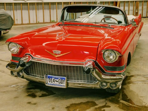 1957 Cadillac Serie 62 Convertible for sale