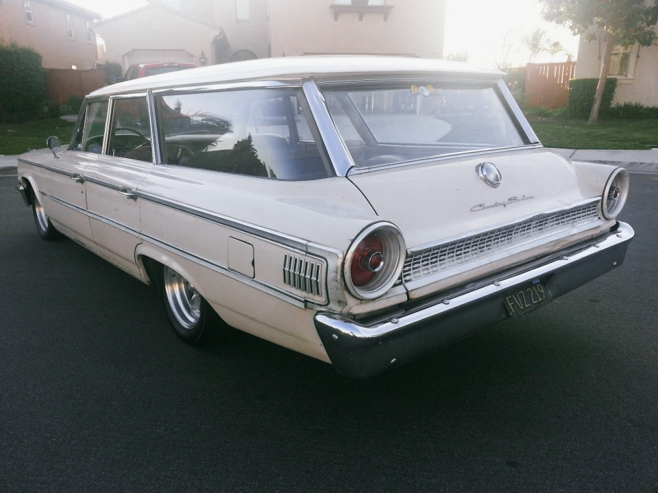 1963 Ford Galaxie Country Wagon