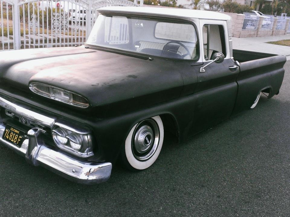 Gmc Sierra Denali For Sale >> 1963 GMC Rat Rod for sale
