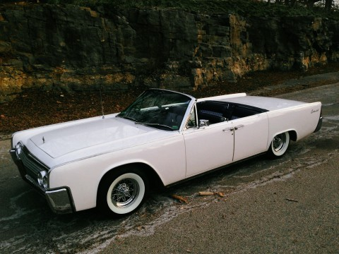 1963 Lincoln Continental Convertible for sale