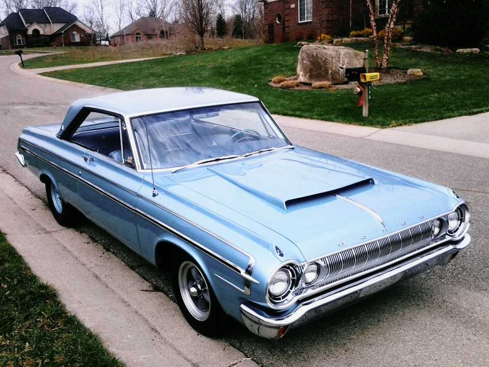 Gmc Phoenix >> 1964 Dodge Polara for sale
