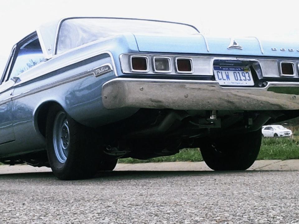 1964 Dodge Polara For Sale