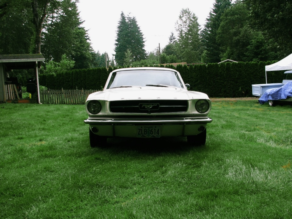 1964 Ford Mustang
