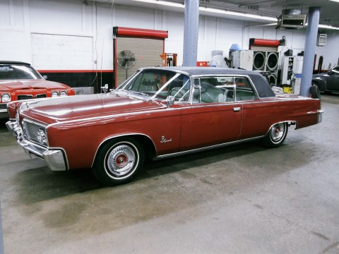 1964 Imperial Crown Coupe for sale
