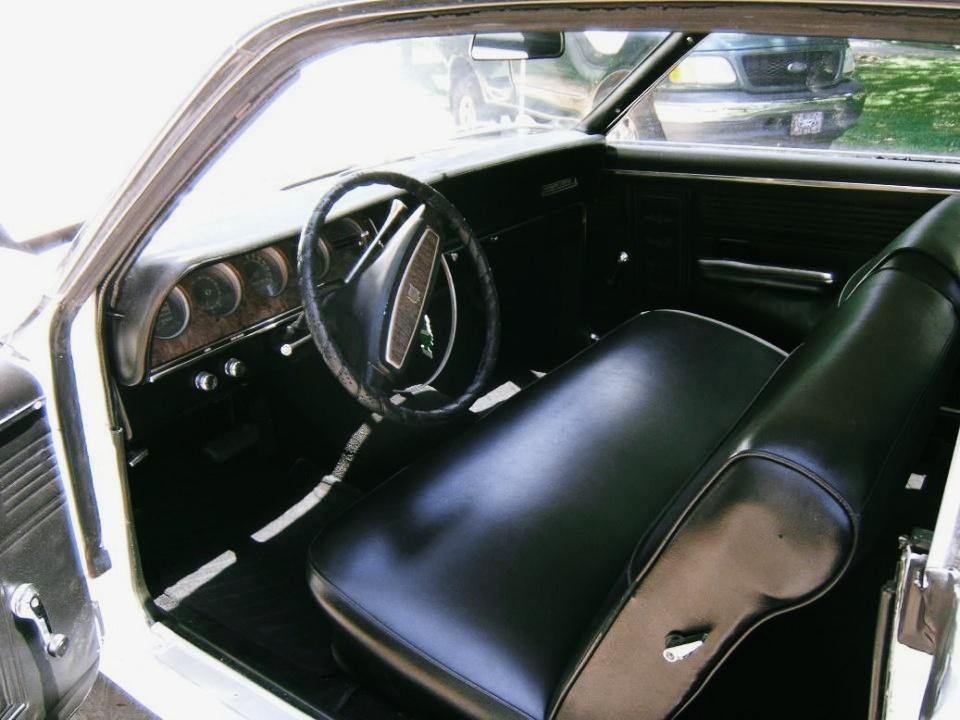 1968 Mercury Comet Sports Coupe