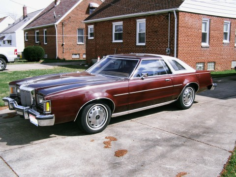 1979 Mercury Cougar XR7 for sale