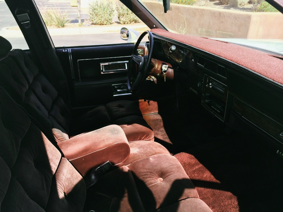 1985 Pontiac Parisienne Brougham