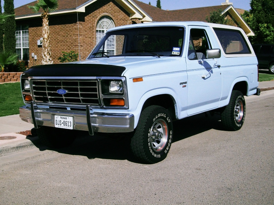1986 ford bronco xl for sale. Black Bedroom Furniture Sets. Home Design Ideas