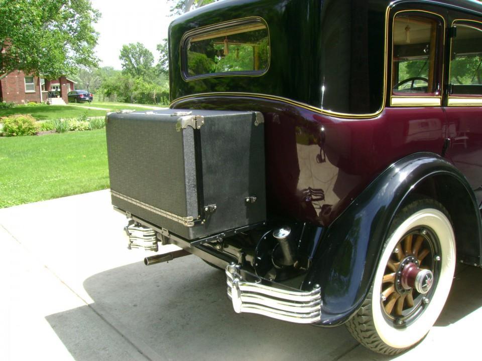 1929 Buick Model 47 Sedan