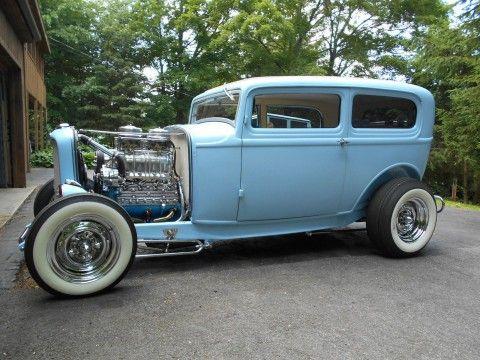 1932 Ford 2-door Sedan for sale