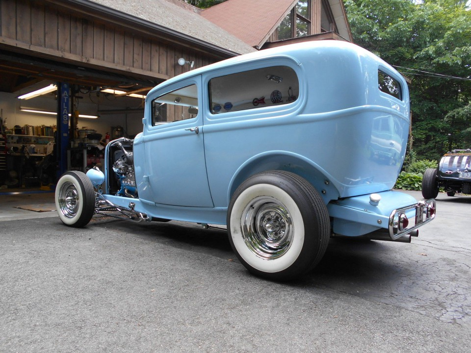 1932 ford 2 door sedan for sale
