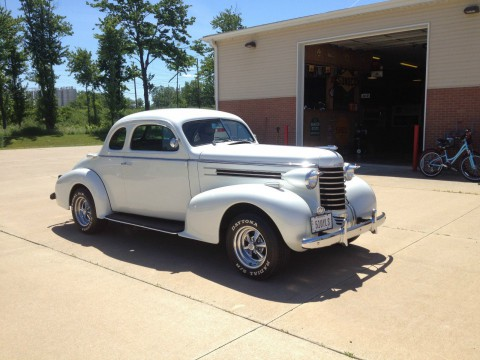 1937 Oldsmobile F37 Series 6 Business Coupe for sale