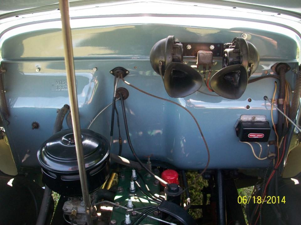 1948 Studebaker M15A-20