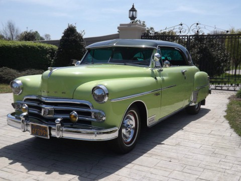 1950 Dodge Coronet Diplomat for sale