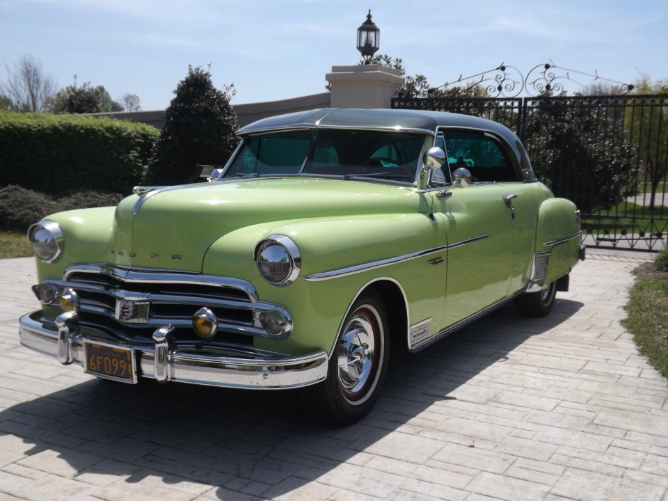 1950 Dodge Coronet Diplomat for sale
