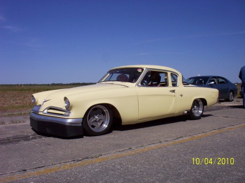 1953 Studebaker Coupe for sale