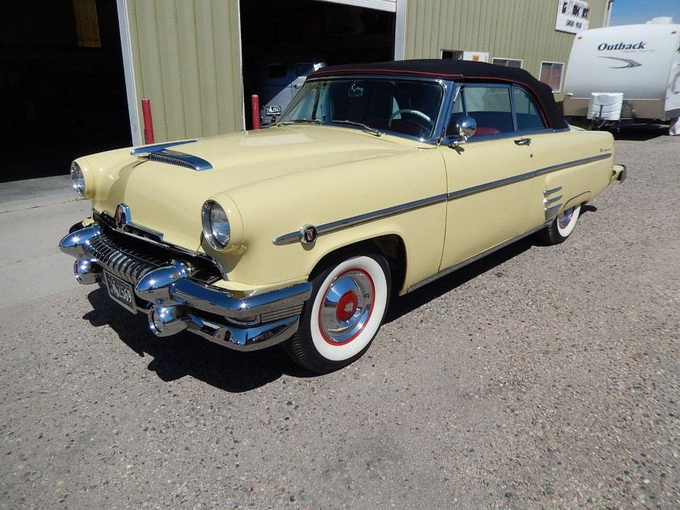 Auto For Sale For Sale: 1954 Mercury Monterey For Sale