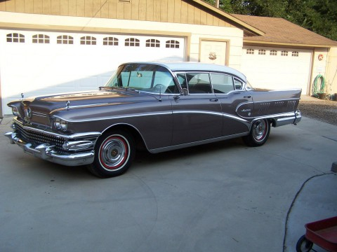 1958 Buick Limited for sale