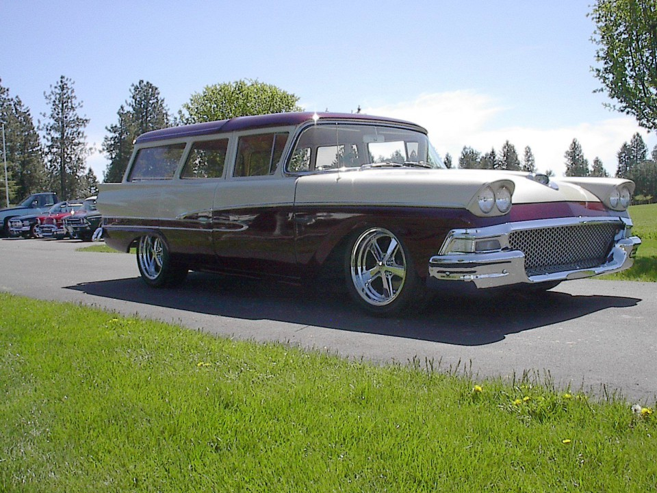 1957 And 1958 Ford Station Wagons For Sale.html | Autos Weblog